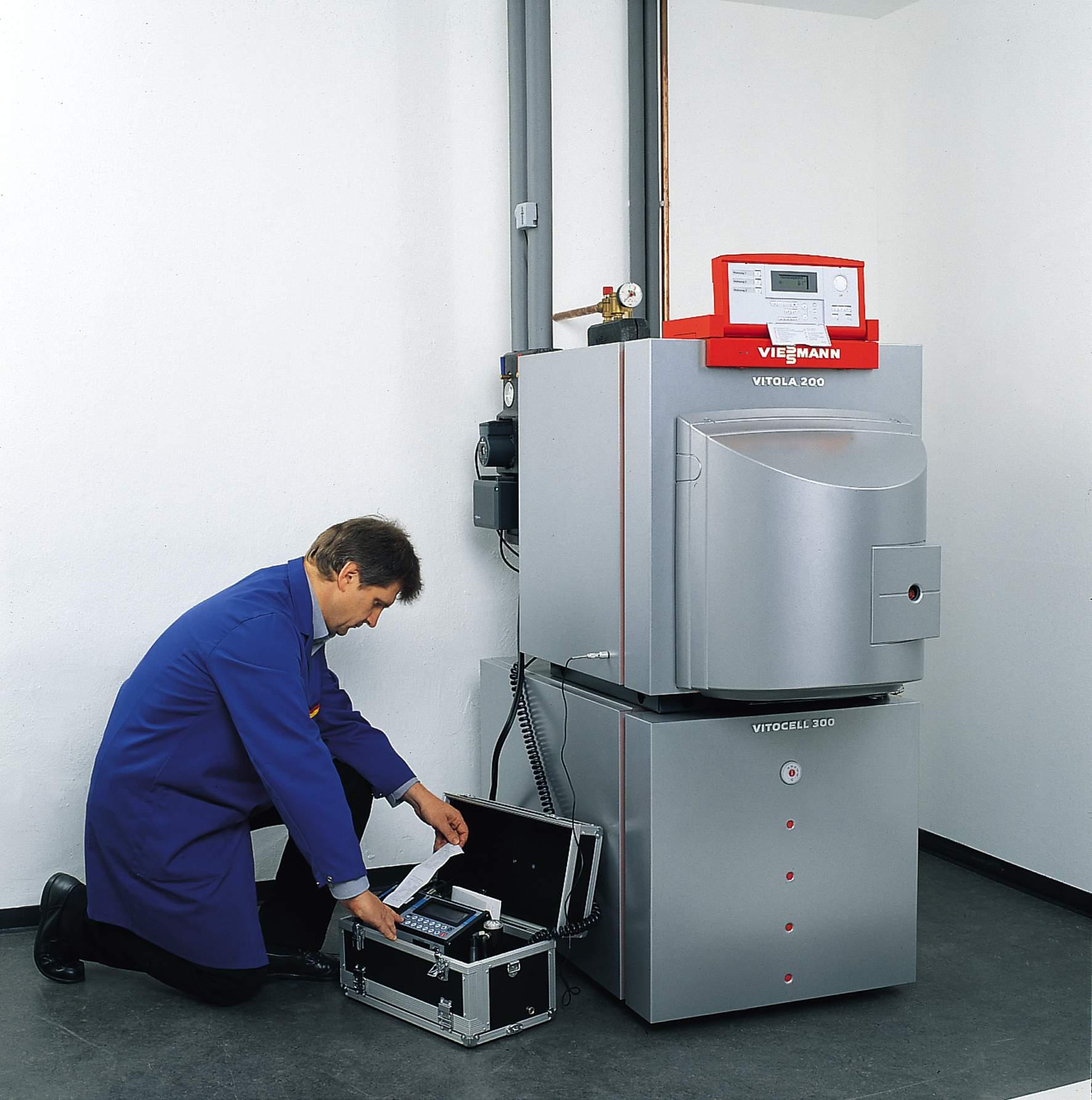 Сервис систем отопления